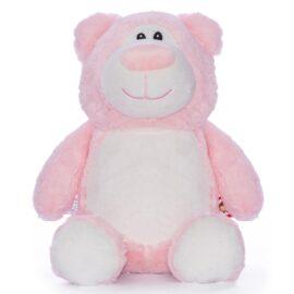 Pink Bear Cubby