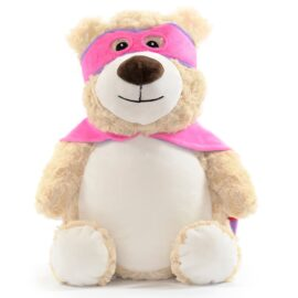 Superhero Bear Cubby