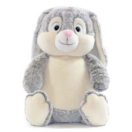 Grey Bunny Cubby