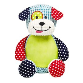 Patchwork Dog Cubby