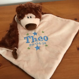 brown bear comforter 2