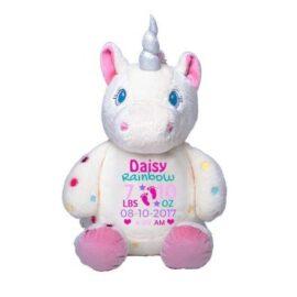spotty unicorn